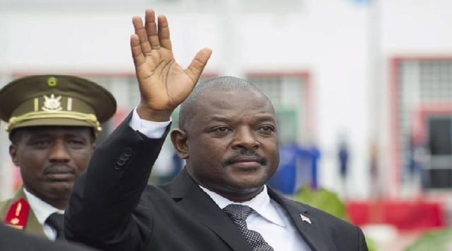 Urgent : Le président burundais Pierre Nkurunziza est mort ….. Covid19