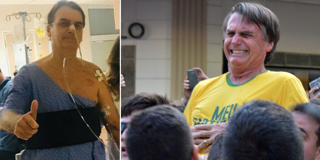 Urgent: Jair Bolsonaro présente des symptômes de Covid-19. dit CNN Brésil