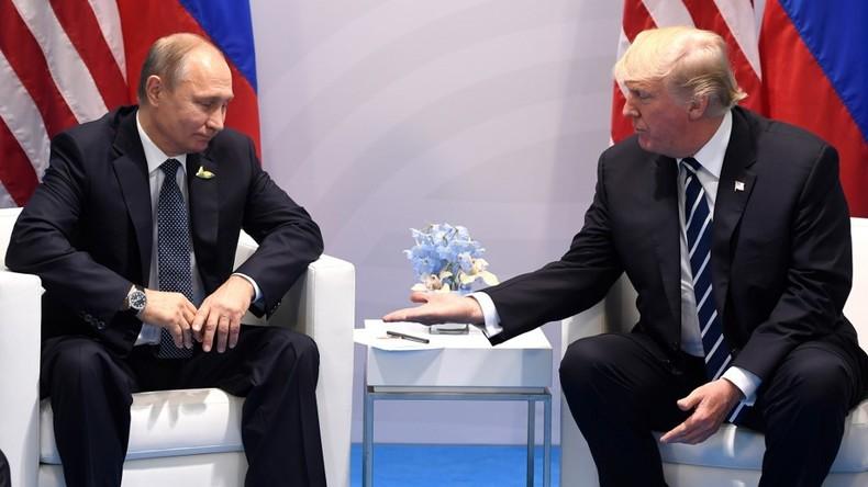 La Russie rejette l'idée américaine d'une alliance contre la Chine