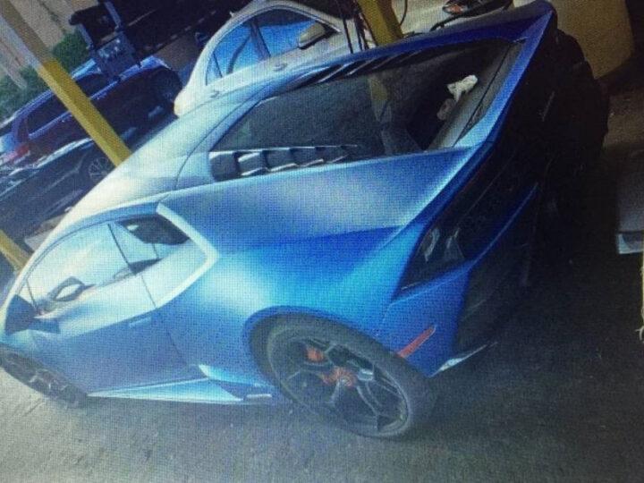 Florida man accused of using Coronavirus relief funds to buy $318K Lamborghini