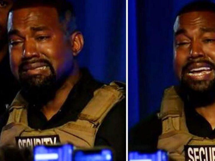 «J'ai failli tuer ma fille»: Kanye West avoue en l'arme