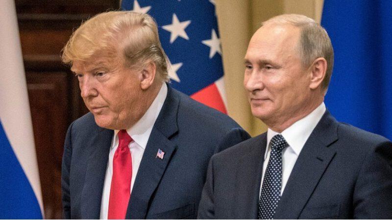Bombe : Trump a ordonné à la CIA de partager des renseignements avec la Russie