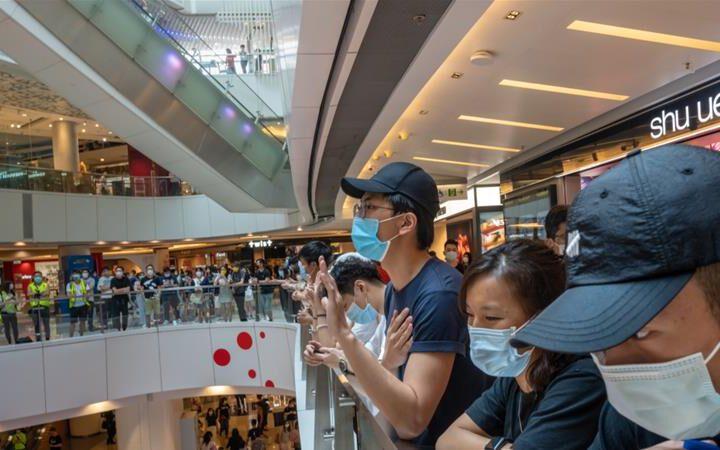 Les États-Unis annoncent la fin du statut spécial de Hong Kong