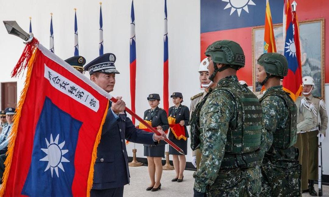 """Taiwan exhorte la Chine à mettre un terme à """" l'oppression """" de Hong Kong"""