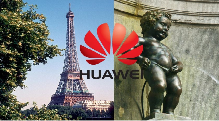 La France va supprimer progressivement les équipements Huawei de ses réseaux 5G