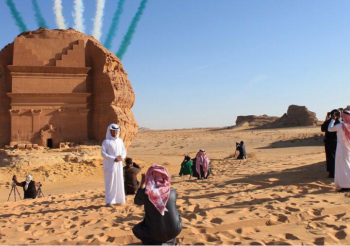 Savez-vous que l'Arabie saoudite importe du sable d'Australie? Voici pourquoi