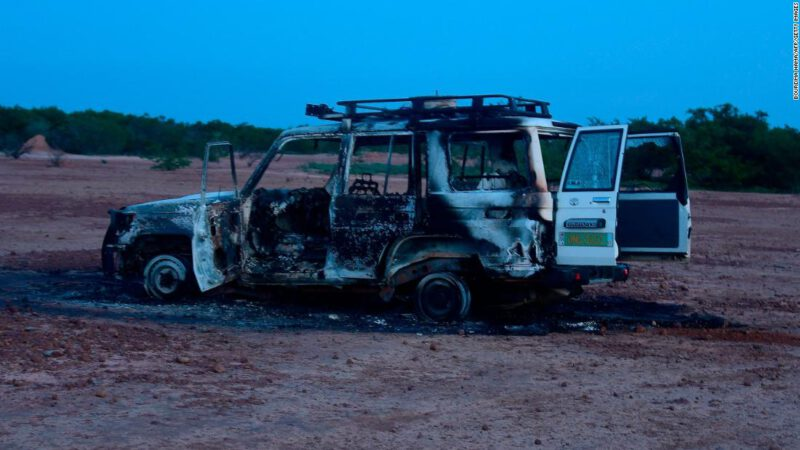 Niger: 6 touristes français tués dans un parc animalier