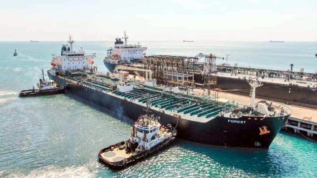 Les États-Unis saisissent pour la première fois une cargaison iranienne