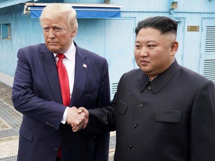 Trump: Kim Jong-Un a montré le corps sans tête de son oncle exécuté