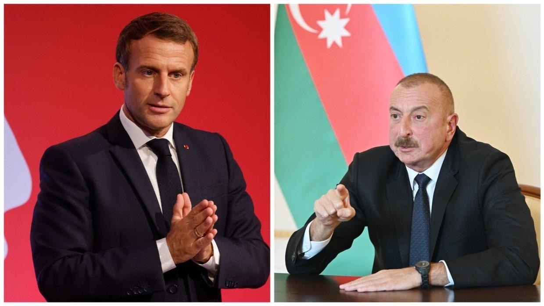 Le Président azéri propose à Macron de «donner la ville de Marseille» à l'Arménie