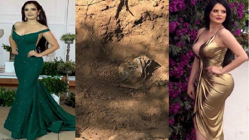 Un mannequin mexicain disparu est retrouvé enterré dans une fosse commune secrète (photos)