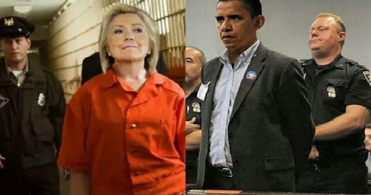 Barack Obama et Hillary Clinton seront bientôt arrêtés par le FBI.. selon Mike Adams