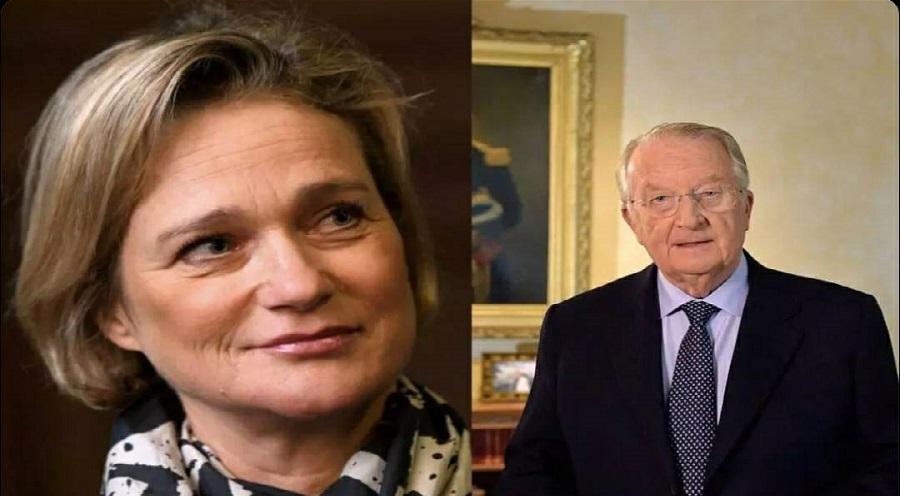 La fille secrète de l'ex-roi belge remporte le droit de s'appeler princesse après un test ADN