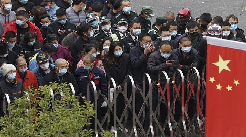 Urgent : Le coronavirus relance en Chine. 3 villes en alerte
