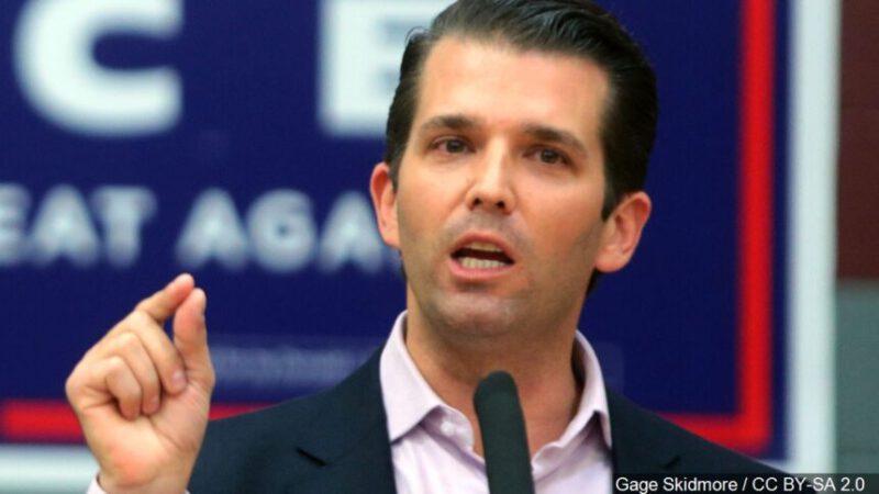 Urgent: le fils de Donald Trump appelle son père à mener «une guerre totale»