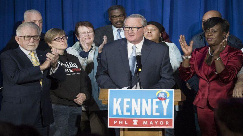 Pennsylvanie : Le maire de Philadelphie dit à Trump d'admettre sa défaite