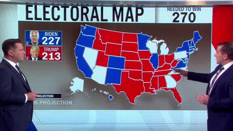 États-Unis: Il y avait un grand vainqueur le soir des élections