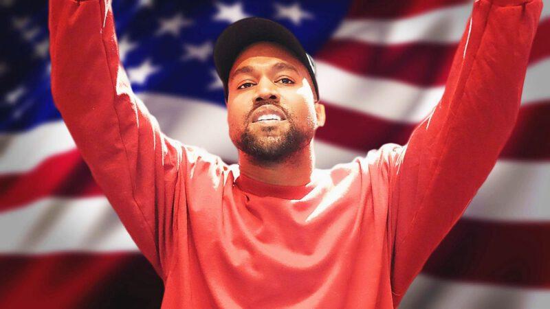 Voici combien de personnes ont voté pour Kanye West