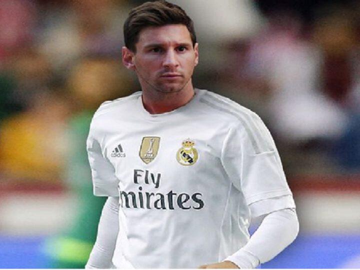 Lionel Messi jouera pour le Real Madrid la saison prochaine – Ami d'enface