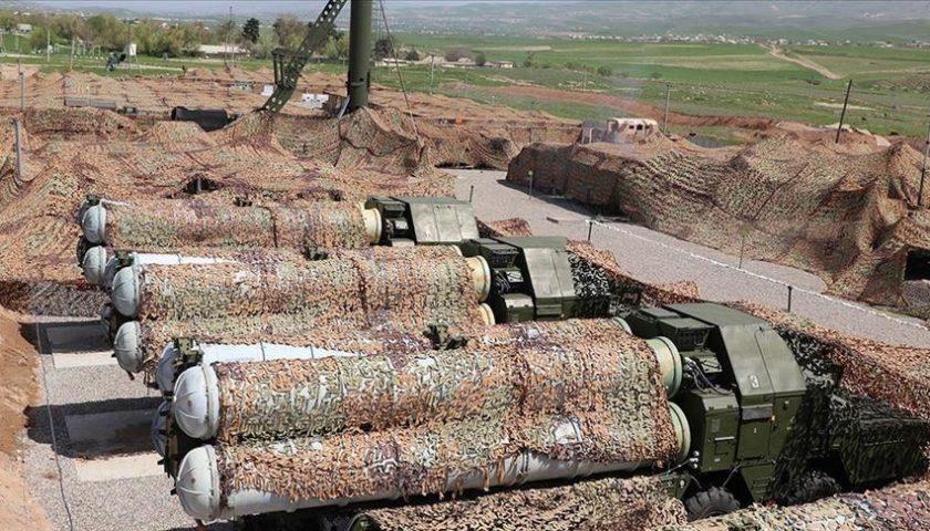 Les États-Unis ont récupéré un système antiaérien russe  en Libye