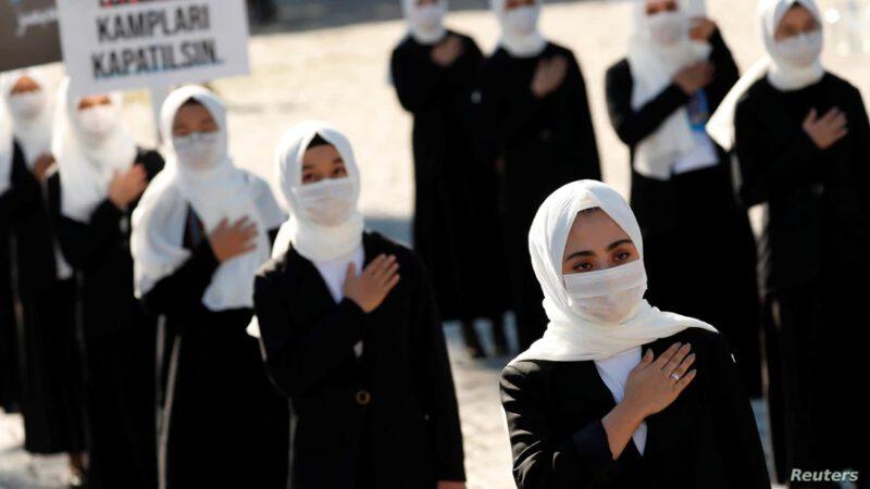 La Chine utilise le viol comme tactique de torture contre les détenus ouïghours