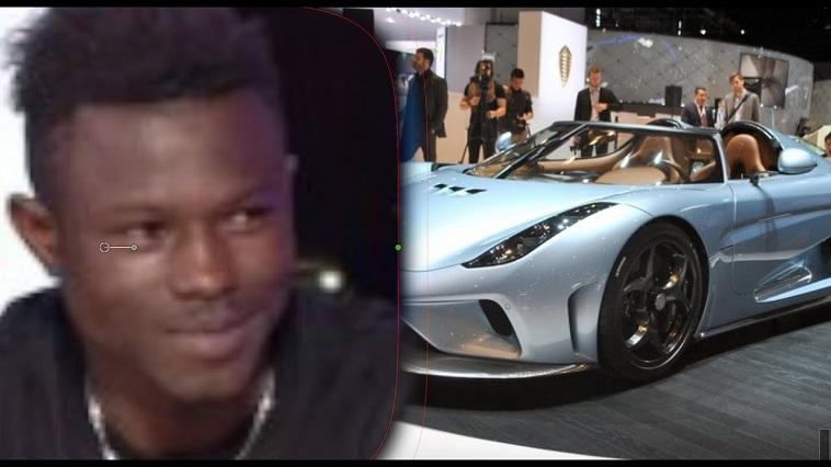 Rihanna offre une belle voiture a Mamoudou Gassama (geste inédit) ….. ?