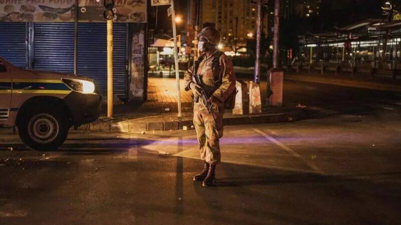 Afrique du Sud: le confinement fait craindre une hausse des violences faites aux femmes