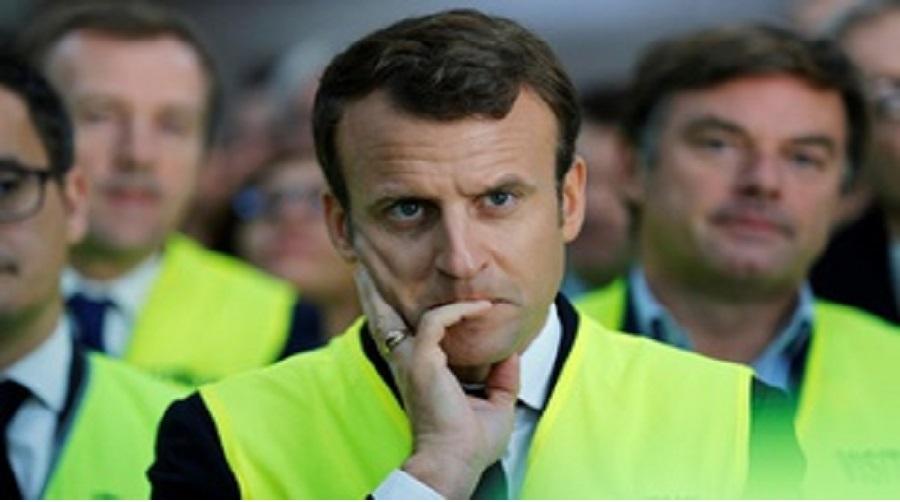 Les Gilets Jaunes revendiquent dans leur charte la fin du pillage de l'Afrique par la France