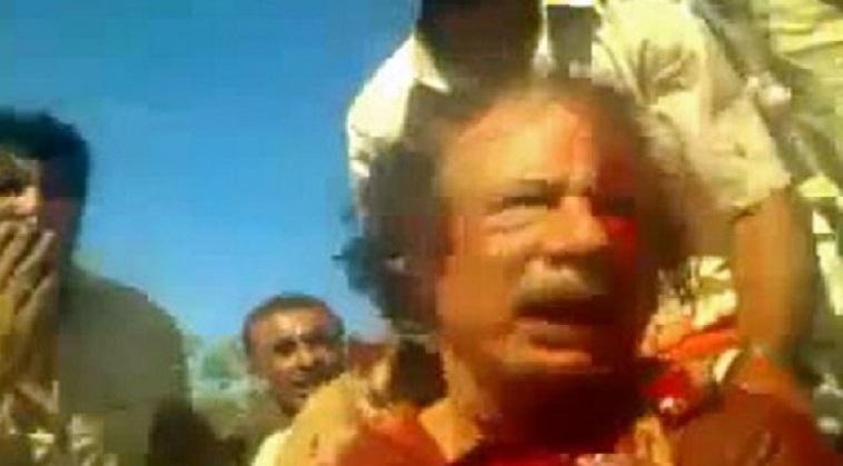 Mort de Kadhafi, la vérité d'une journaliste qui se trouvait sur place (vidéo)