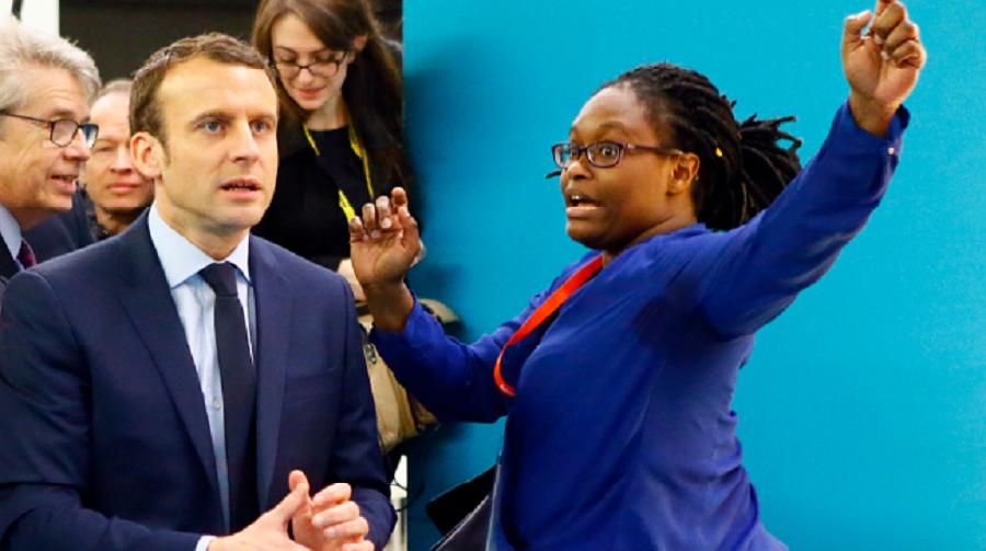 Voici pourquoi Macron a nommée Sibeth Ndiaye porte-parole du gouvernement