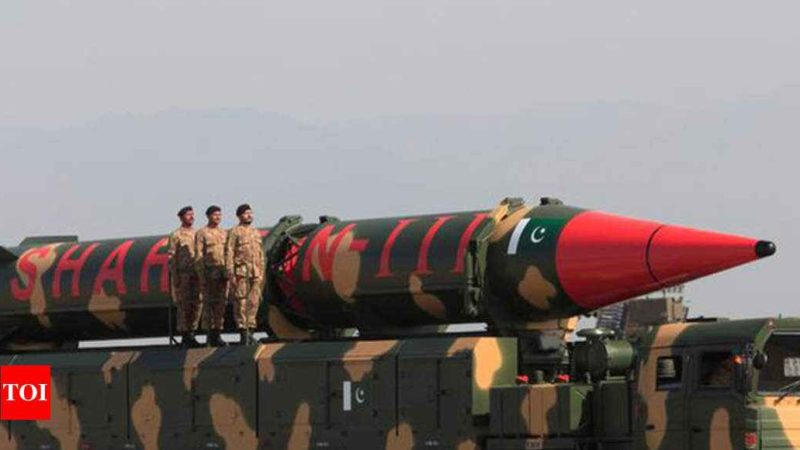 le Pakistan prévient que la crise au Cachemire pourrait mener à un conflit nucléaire avec l'Inde