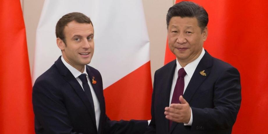 Urgent: Un ultimatum de la chine à la France pour mettre fin au pacte colonial en Afrique sans délai.