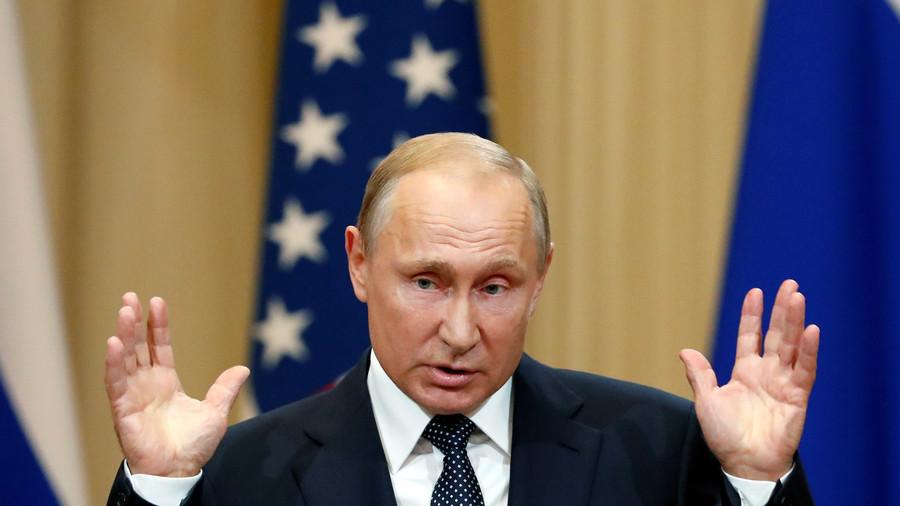 Non : Le président Russe, Vladimir Poutine n'est pas fâché contre les Africains