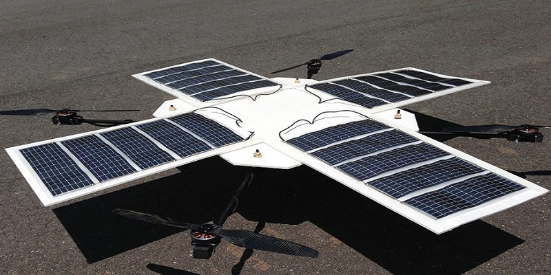 Cameroun : à 25 ans, il innove et crée des drones solaires