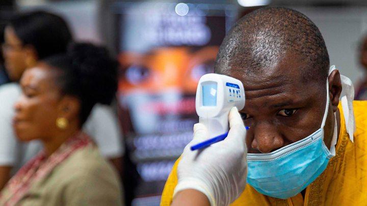 Jusqu'à présent, aucun noir n'est mort du coronavirus