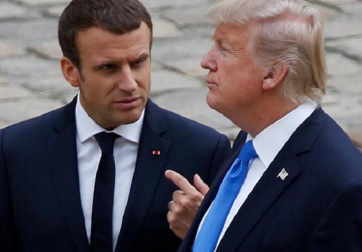 Les Américains demandent aux Français de leur donner Macron et de prendre Trump