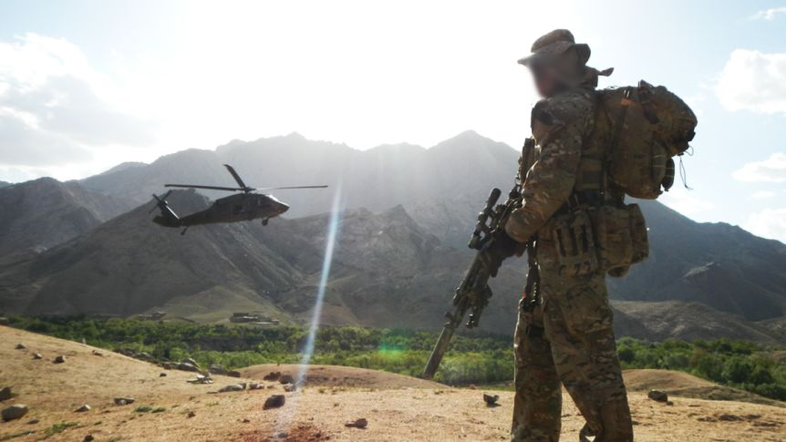 Evidence mounts of a mass shooting of Afghan civilians by Australian soldiers