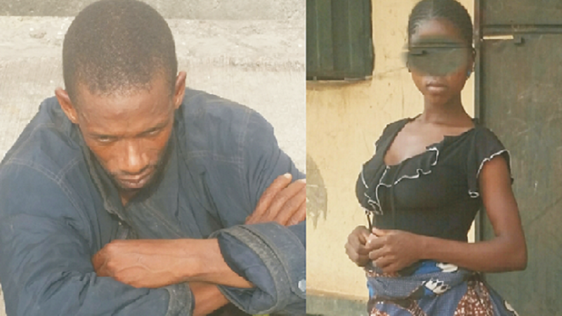 Man got 15-year-old daughter pregnant says she is beautiful and was scared of someone else enjoying her