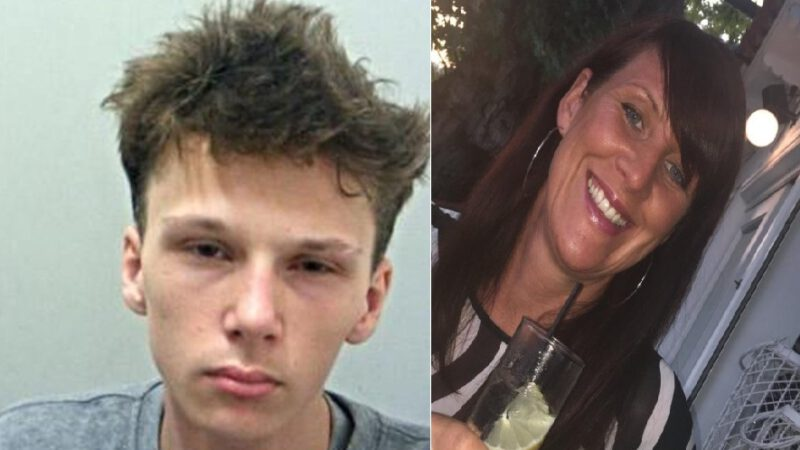 17-year-old boy killed teacher then buried her body in shallow grave