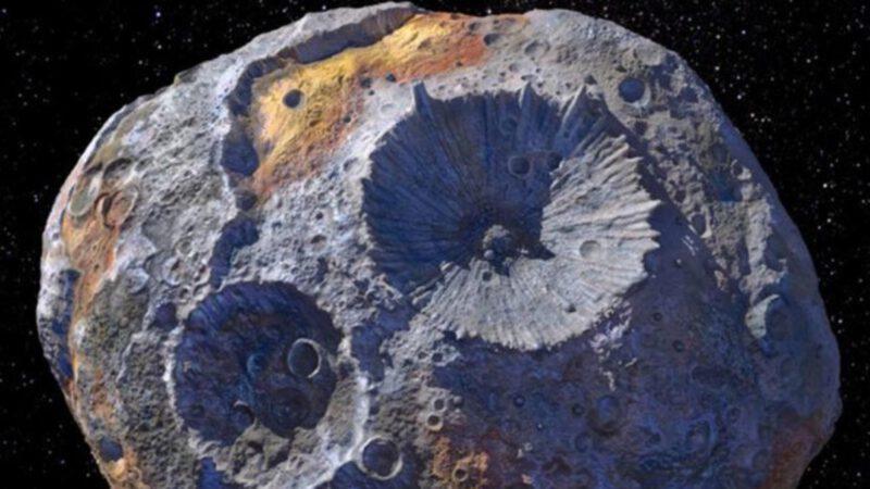 La NASA va vérifier l'astéroïde géant en or qui pourrait rendre tout le monde milliardaire