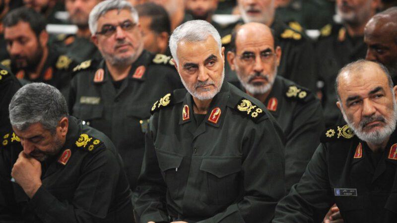 L'Iran donne l'identité d'un espion qui indiquait les positions de Qassem Soleimani à la CIA et au Mossad – photo