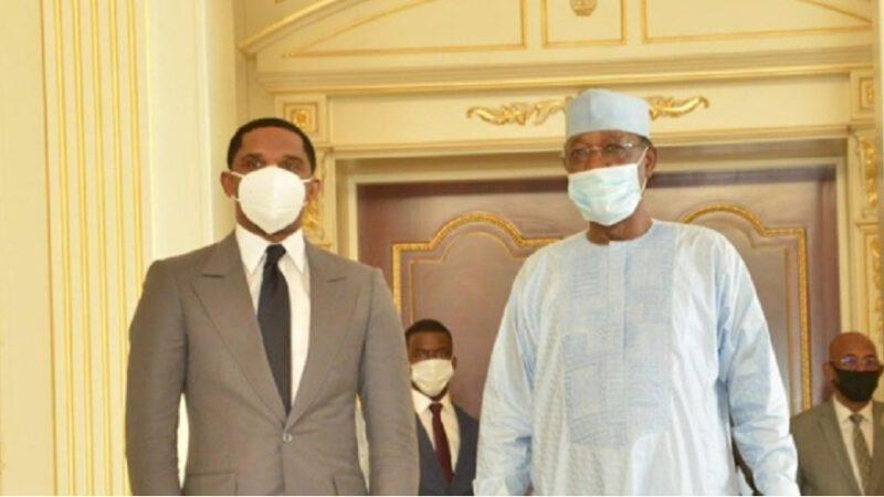 Tchad: Idriss Deby nomme Samuel Eto'o ambassadeur