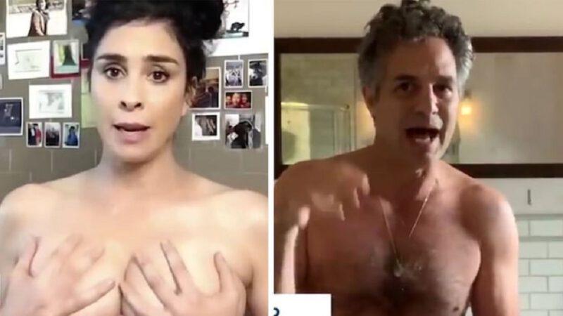 Des célébrités se déshabillent pour encourager les Américains à voter (vidéo)
