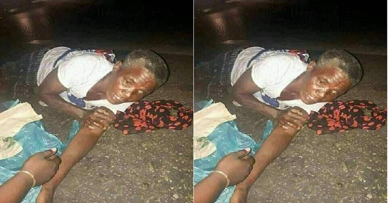Un fils maltraite sa mère et la laisse mourir à cause de sa femme