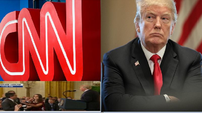 Donald Trump envisage d'acheter le média américain de l'information  CNN ?