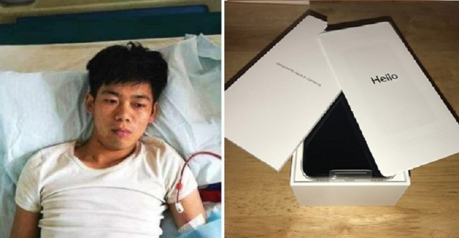 Il vend son rein pour acheter un iPhone et le pire s'en est suivi