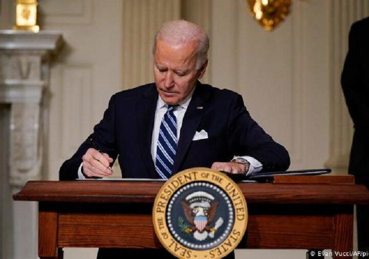 Urgent : Joe Biden signe et ouvre les frontières américaines aux Africains