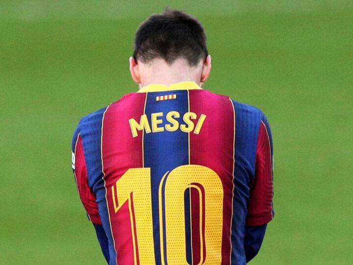Lionel Messi Confie sa retrait du football apres la défaite face au PSG ….?