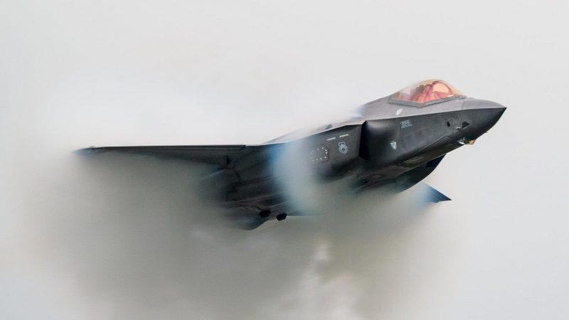 Urgent : la Russie attaque et brouille les systèmes d'un F-35
