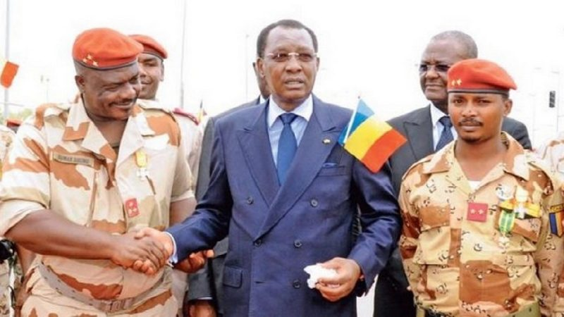 Le fils d'Idriss Deby, Mahamat Kaka nouveau président du Tchad …… ?